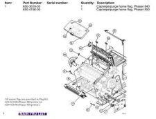 Buy Xerox 850 FRU840-8 Service Manual by download #139484