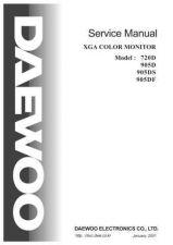 Buy DAEWOO 905D Manual by download #183484