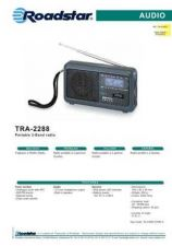 Buy ROADSTAR TRA-2288 by download #128520
