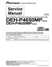 Buy PIONEER C3210 Service Data by download #149175