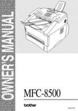Buy Brother UM_MFC8500 Service Schematics by download #135102