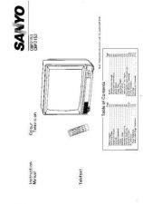 Buy Sanyo CBP2151 Manual by download #172769
