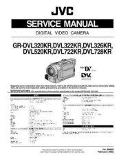 Buy JVC 86668 Service Schematics by download #123037