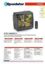 Buy ROADSTAR CTV-1400XT 1 by download #127979