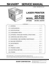 Buy Sharp ARDU2N-EA Service Manual by download #138808