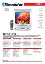 Buy ROADSTAR TLV-1491XK S by download #128502