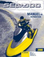 Buy SEADOO V2 2000 SECT00F Service Manual by download #157814