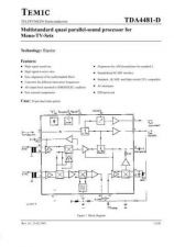 Buy SEMICONDUCTOR DATA TDA4605 2J Manual by download Mauritron #190757