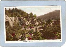 Buy CAN Victoria Postcard Butchart's Gardens Real Photo Card can_box1~247