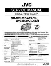 Buy JVC 86683 Service Schematics by download #123092