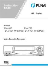 Buy Funai 21A-600(GB) Manual by download #160878