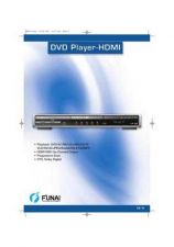 Buy Funai FUNAI HDMI-PLAYER FINAL 071105 Manual by download #162390