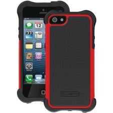 Buy Ballistic Iphone 5 Sg Maxx Case With Holster (black Silicone And Black Tpu And R