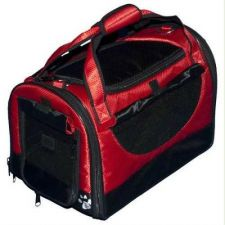 Buy Pet Gear World Traveler Pet Carrier Large Ruby Red