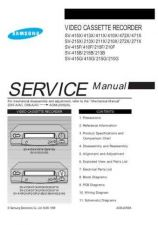 Buy MODEL SV415X Service Information by download #124614