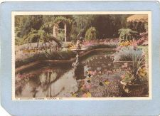 Buy CAN Victoria Postcard Butchart's Gardens can_box1~244