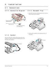 Buy Samsung SF 3000TI XBGSEASA105 Manual by download #165432