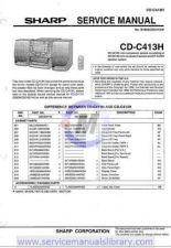 Buy Sharp CDDP2500H SM GB(1) Manual by download #179999
