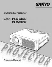 Buy Sanyo PLC-XP56L-01 Manual by download #174958