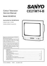 Buy Sanyo CE21MT4-B-02 CD Manual by download #172958