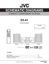 Buy JVC EX-A1SCHM TECHNICAL DATA by download #130689