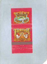 Buy FL Orlando Amusement Park Matchcover Walt Disney World Tobacconist Main St~202