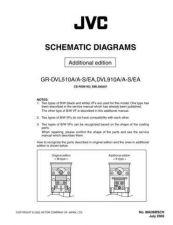Buy JVC 86636BSCH Service Schematics by download #122991