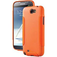 Buy Dba Cases Samsung Galaxy Note 2 Ultra Tpu Case (tangerine)