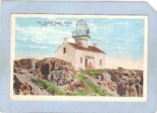 Buy CA San Diego Lighthouse Postcard Old Spanish Lighthouse Point Loma lightho~54
