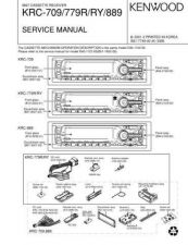 Buy KENWOOD KRC-6901RY Technical Info by download #148236