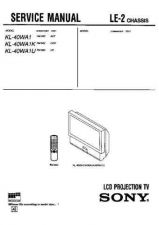 Buy MODEL LE2 Service Information by download #124295
