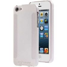Buy Dba Cases Iphone 5 Thin Grip Case (pearl White)