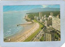 Buy CAN Vancouver Postcard Birdseye View Of English Bay can_box1~142