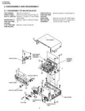 Buy Sharp VCMH742HM-017 Service Schematics by download #159287