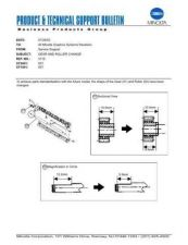 Buy Minolta 3715 GEAR AND ROLLER CHANGE Service Schematics by download #136660