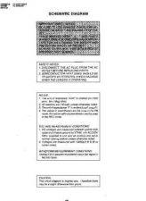 Buy Sharp VCM29HM-009 Service Schematics by download #158887