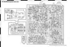 Buy KENWOOD RXD-355 tentative Service Schematics by download #131640