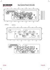 Buy Philips M30 p40 key-ger Service Schematics by download #157338