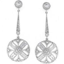 Buy Cz Zodiac Earrings
