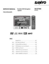 Buy Sanyo MPX-CD92,MD92(O,M) Manual by download #174620