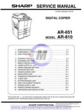 Buy Sharp ARAF1-RF1 PG GB(1) Manual by download #179481