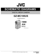 Buy JVC GZ-MC100US SCH TECHNICAL DATA by download #130997