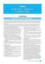 Buy Yamaha MLANDRIVER EN IG V16C Operating Guide by download Mauritron #204857
