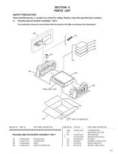 Buy JVC HR-A37U PART TECHNICAL DATA by download #131015