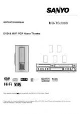Buy Sanyo DC-MS6 Operating Guide by download #169202