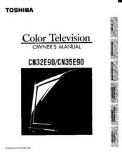 Buy Toshiba cn35f90 2 Manual by download #171944