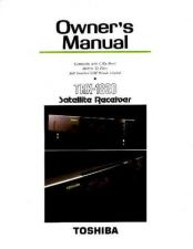Buy Toshiba TRX500 Manual by download #172487