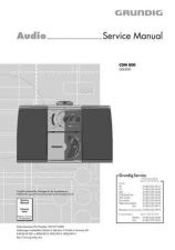 Buy Grundig CDM800SM Manual by download Mauritron #185439
