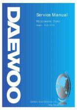 Buy DAEWOO SM KOR-6105 (E) Service Data by download #150607
