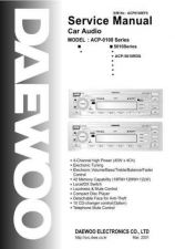 Buy Daewoo ACP-5010RDS (E) Service Manual by download #154623